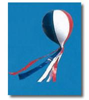 Antenna Balloon Red/White/Blue - Antenna Balloon Red/White/Blue - 1 Per Unit